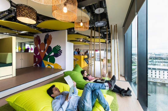 Google-office-interior