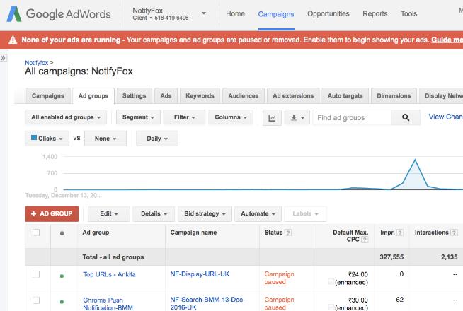 Google-Keyword-Planne