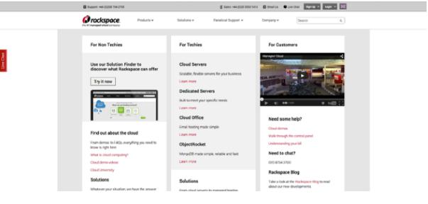 Audience-homepage