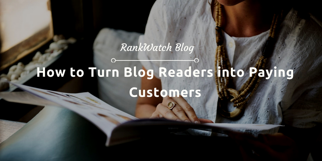 Turn Blog Readers