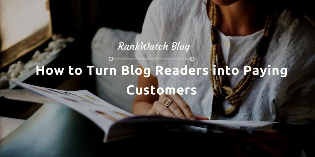 Turn Blog Readers