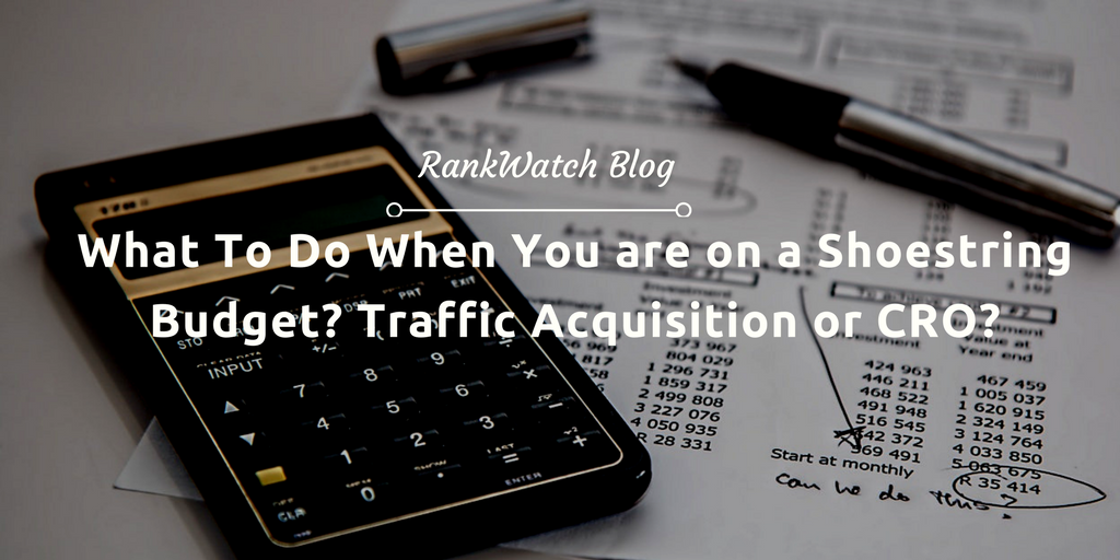 traffic acquisition or cro