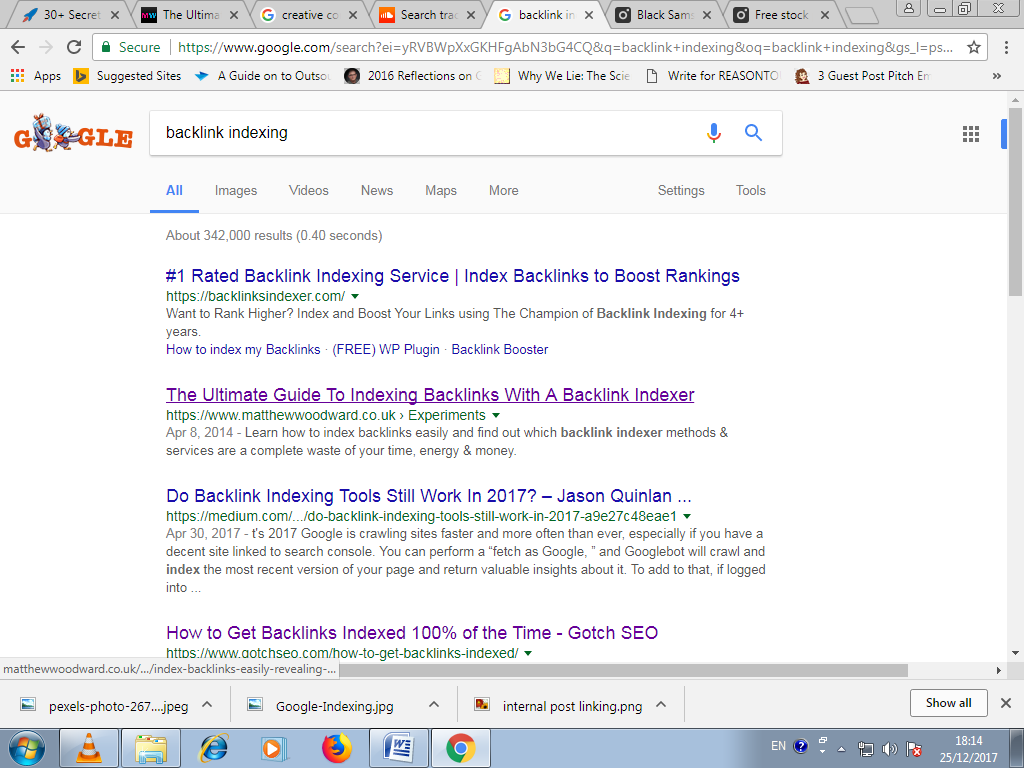 valuable backlinks