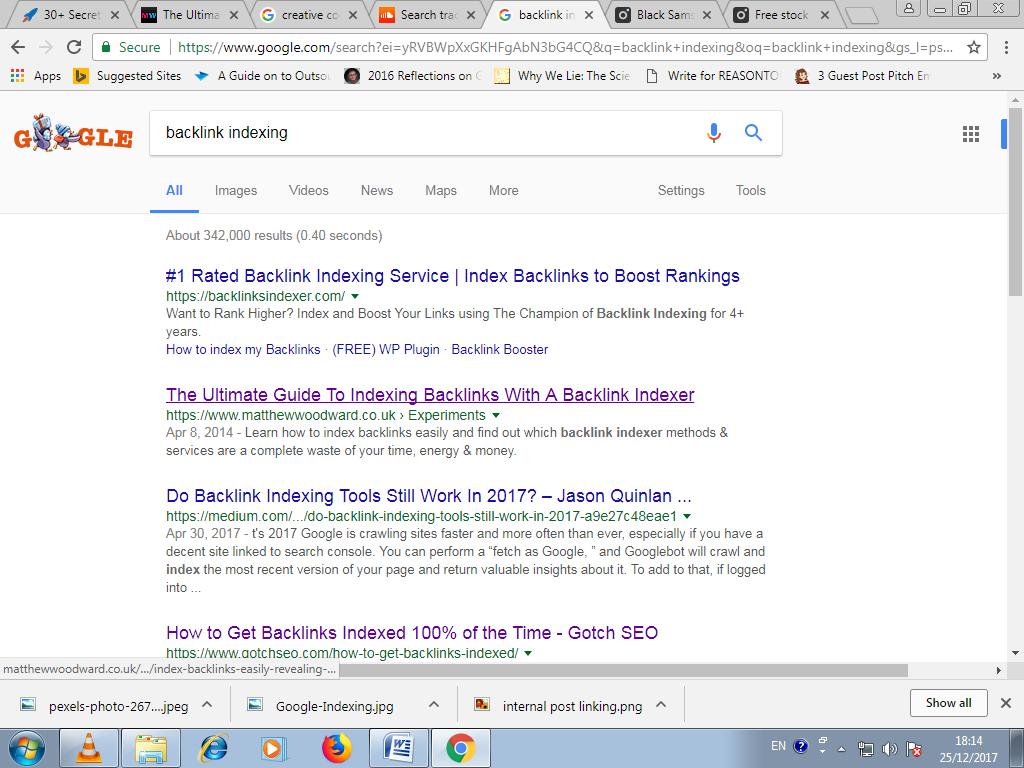 valuable backlinks