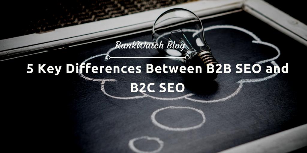 b2b seo and b2c seo