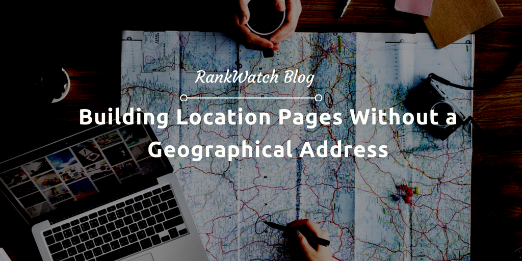 build location pages