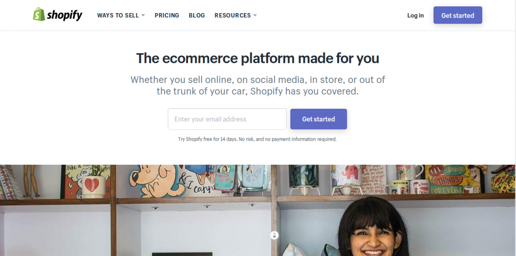 E-Commerce Platforms