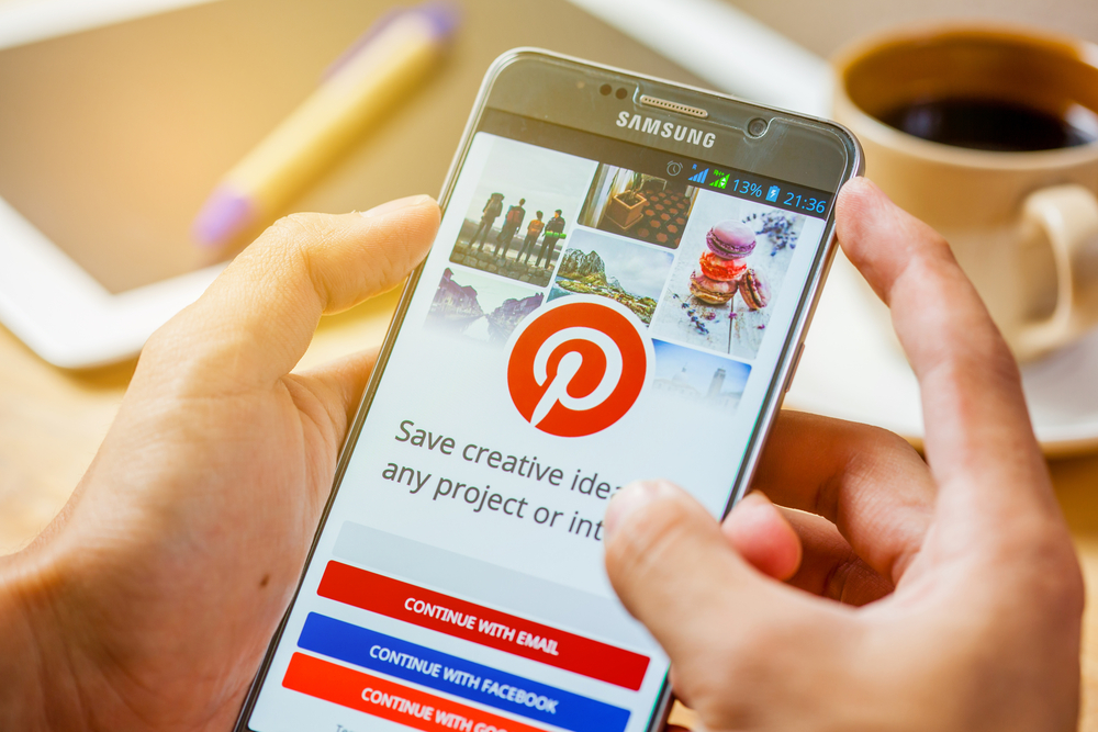 pinterest for seo content marketing