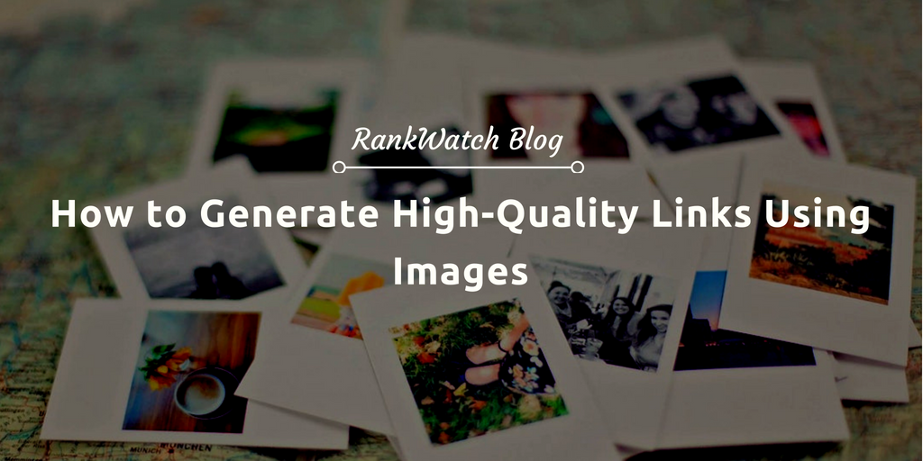links using images