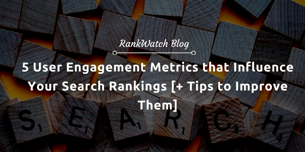 how to improve search rankings
