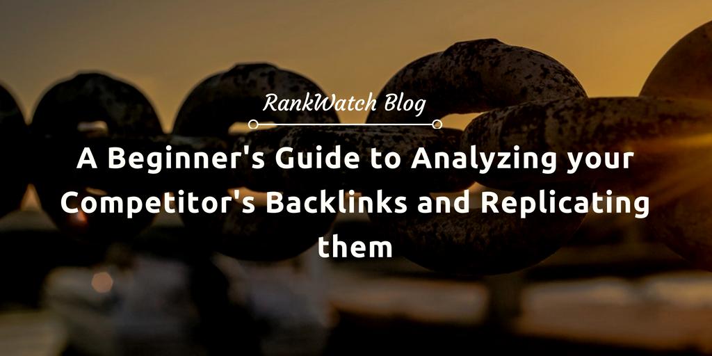 Backlinks and Replicating