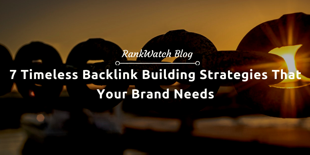backlink building techniques