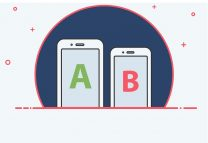 mobile landing page icon