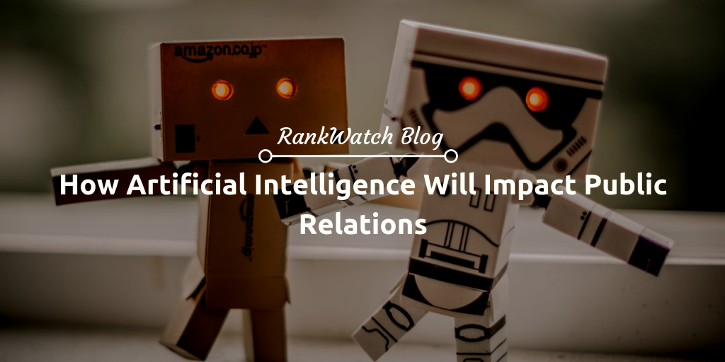 impact of AI on public relations