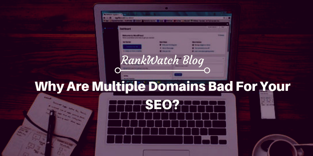 Why Are Multiple Domains bad for Your SEO?