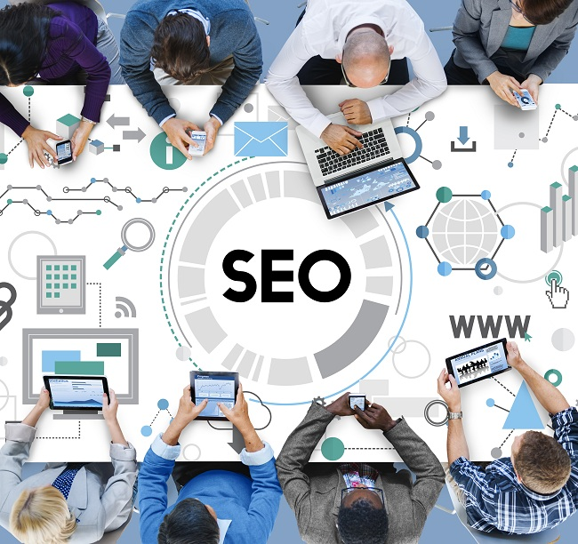 Search Engine Optimising