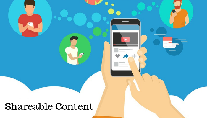 Ensuring that Your Content is Shareable