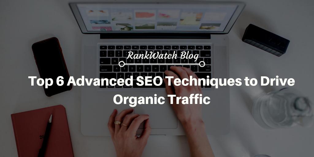 SEO Techniques to Drive Organic Traffic