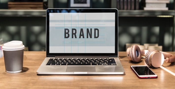 Building the brand name before selling