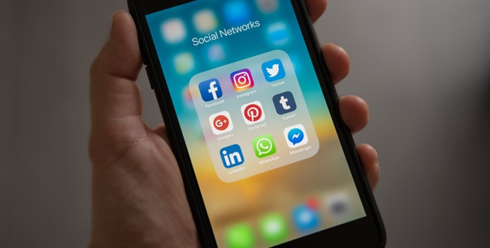Social media presence is very important to drive traffic