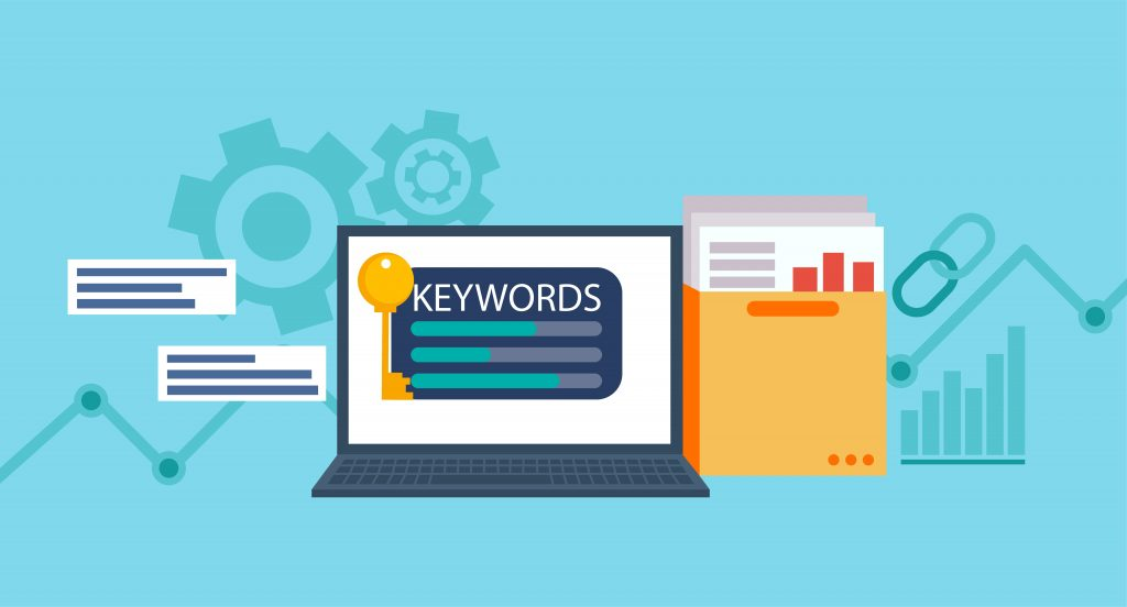 keywords guidence for content