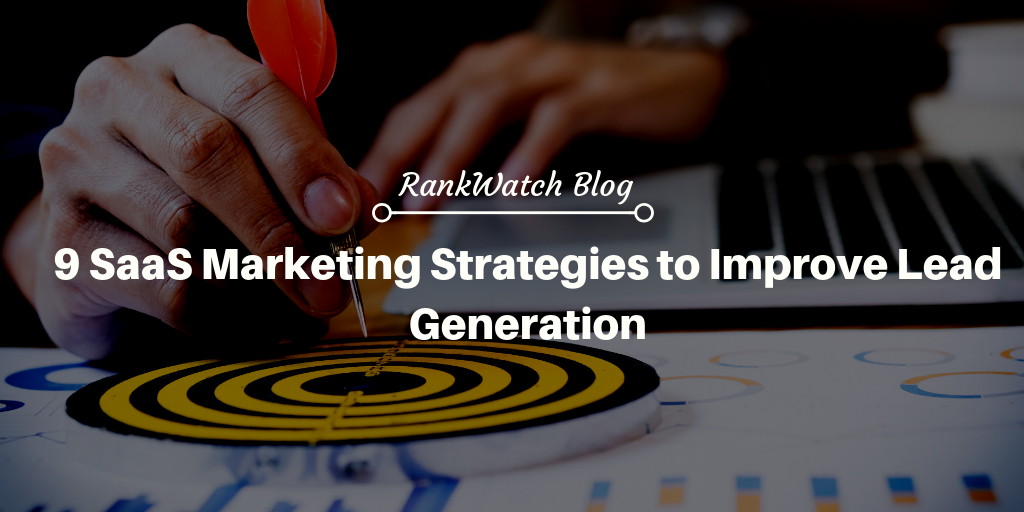 Marketing Strategies to Improve Lead Generation
