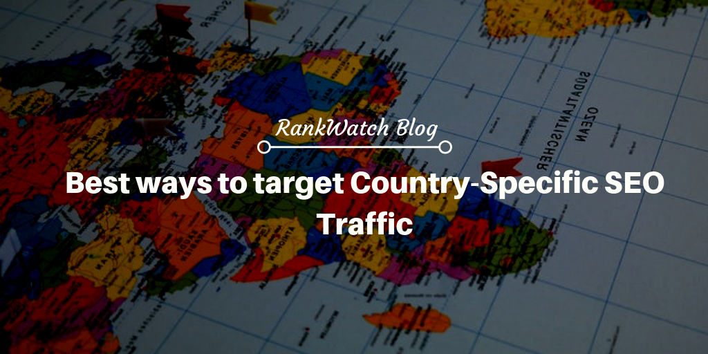 Targetting country specific SEO Traffic