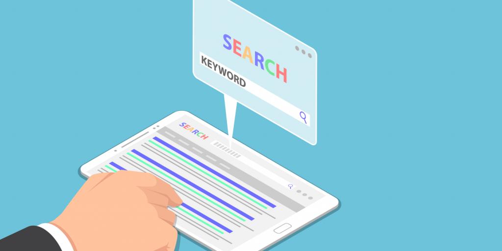 target keyword research