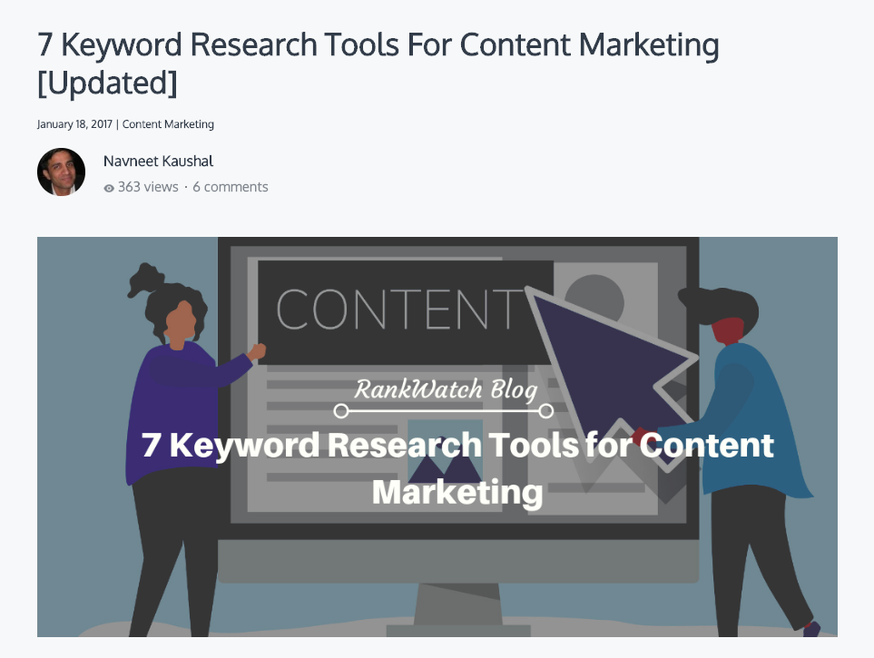 Keyword Research Tools for Marketing