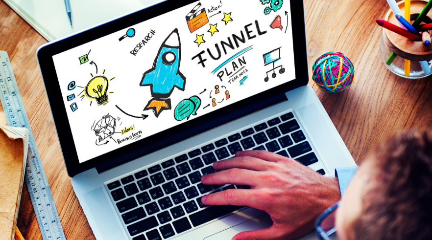 Content Marketing Funnel plan