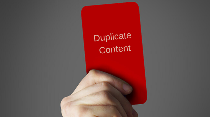 Duplicate Content Affect SEO