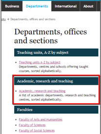 Departments-of-University-of-York