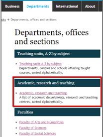 Departments-of-University-of-York